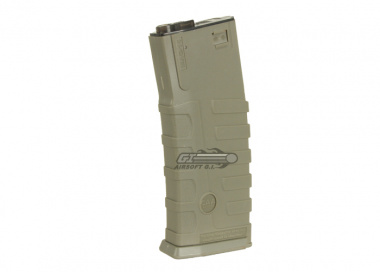 King Arms 360rd M4 / M16 High Capacity AEG Magazine ( CAA Licensed / DE )