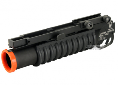 King Arms Quick Detach M203 Short BB Grenade Launcher