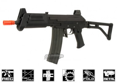 King Arms Full Metal Galil MAR AEG Airsoft Gun