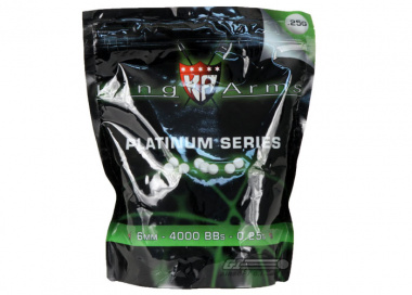 (Discontinued) King Arms Platinum Series .25 g ( Green ) 4000bbs