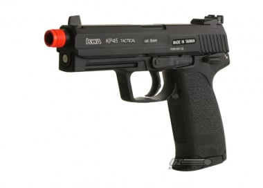 KWA Full Metal KP45 Tactical Airsoft Gun ( NS 2 System )