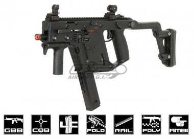 KWA KRISS Vector Gas Blow Back Airsoft Gun ( NS2 System )