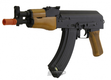 LCT Full Metal / Real Wood AK47 Pistol AEG Airsoft Gun