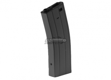 Lancer Tactical M4 / M16 Flash 360rd High Capacity Magazine ( Black )