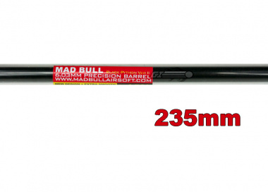 MadBull Ver. 2 Precision Inner Barrel for 1911 Plus ( 235mm )