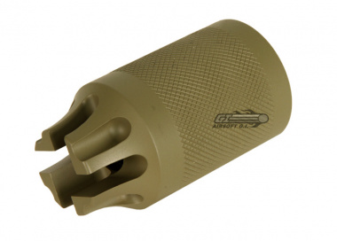 Madbull PWS Diablo Flash Hider ( Tan )