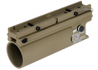 Mad Bull Full Metal XM203 BB Shower Launcher ( Short / Tan )