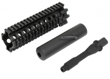 "Madbull T2 Gemtech 7"" RAS & Barrel Extension Kit"