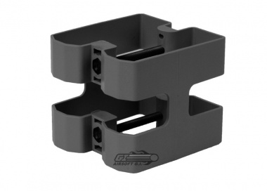 MFT React M4 / M16 Magazine Coupler ( Black )