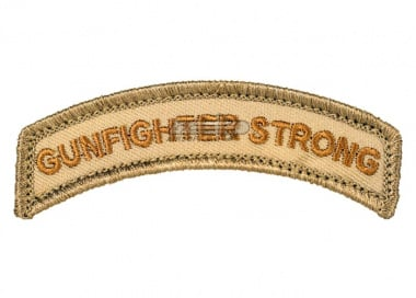MM Gunfighter Strong Patch ( Desert )
