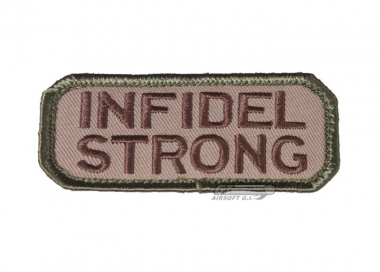 MM Infidel Strong Velcro Patch ( Multicam )