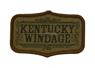 MM Kentucky Windage Patch ( Forest )