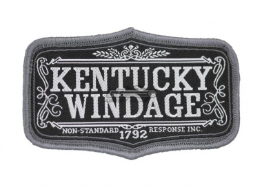 MM Kentucky Windage Patch ( SWAT )