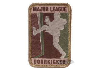 MM MLD Large Velcro Patch ( Arid )