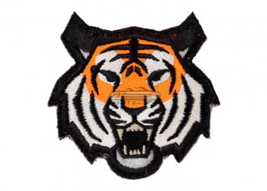 MM Tiger Head Patch ( Full Color )