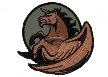 MM Pegasus Unicorn Patch ( Forest )