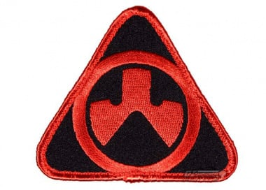 MagPul Dynamics Logo Patch ( Blk / Red )
