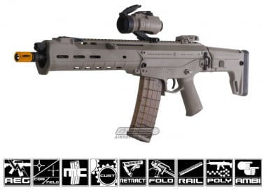 PTS Full Metal Masada AKM AEG Airsoft Gun ( Dark Earth )