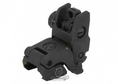 MagPul MBUS Gen.1 Rear Back-Up Sight ( MilSpec Version / Black )