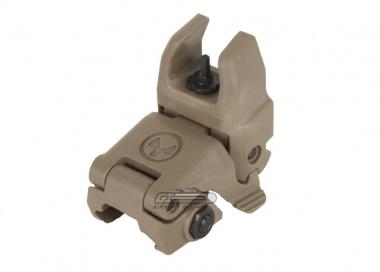 Magpul PTS MBUS Front Back-Up Sights ( Dark Earth )