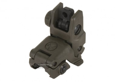Magpul PTS MBUS Rear Back-Up Sights ( OD )
