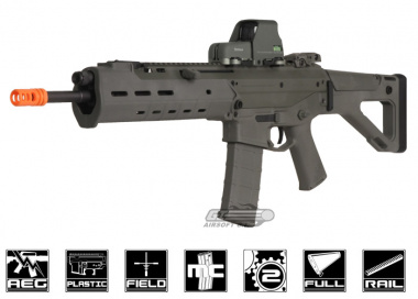 Full Metal PTS Masada ACR AEG Airsoft Gun ( Foliage Green )