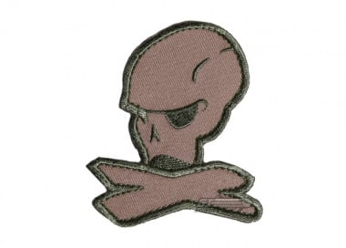 MagPul 10th Anniversary Skull & Crossbones Patch ( Desert )