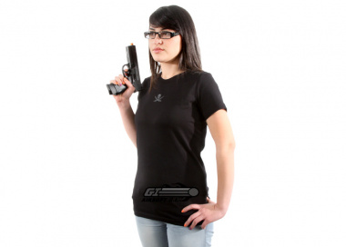 Magpul Calico Jack Women's T-Shirt ( Black / M )