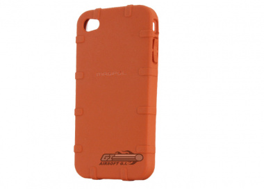 MagPul Executive Field Case for iPhone 4G ( Orange )