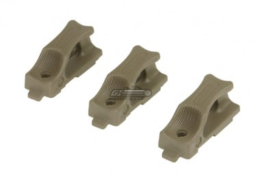 Magpul PTS Version Ranger Plate 3 pack ( Dark Earth )
