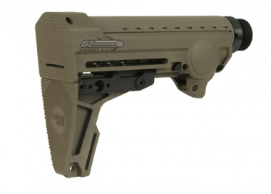 PTS Ergo F93 Pro Stock for M4 / M16 GBB ( FDE )