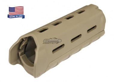 Magpul USA MOE M4 Carbine Gas Piston Handguard ( Dark Earth ) for Firearm Use ONLY