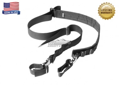 Mission Spec Two Point Sling (M2P / Black)