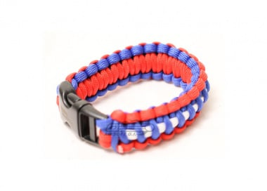 Mil-Spec Cords Airsoft GI Exclusive Cobra Paracord Bracelets Size 6""