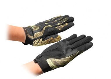 Mechanix Wear M-Pact Gloves 2012 ( Mossy Oak / X-Large )