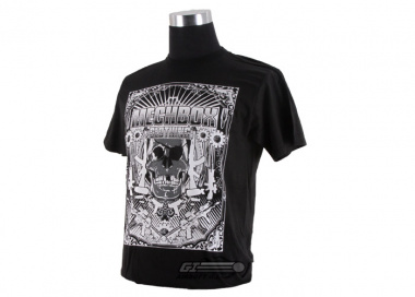 Mechbox Clothing Art of War T-Shirt ( Black / XL )