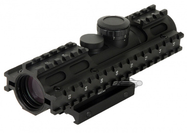 NC STAR 2-7x32mm 3 Rail Scope