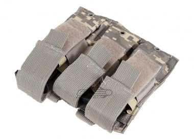 NC Star Triple Pistol Mag Pouch ( ACU )
