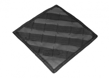 NC Star 45 Degree MOLLE Panel ( Black )