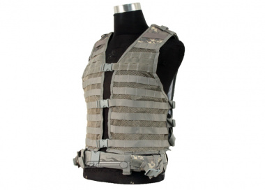 NC Star MOLLE Tactical Vest ( ACU )
