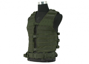NC Star MOLLE Tactical Vest ( OD )