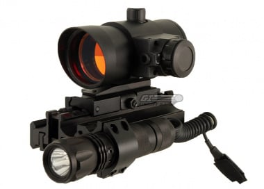 NC Star Rifle Performance Pack Red Dot Sight ( Special Operations Combo )
