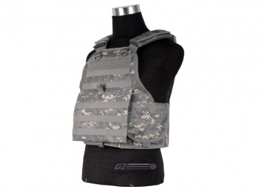 NC Star MOLLE Plate Carrier Vest ( ACU / Tactical Vest )