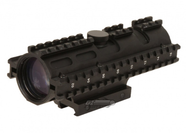 NC Star 3-9x42 3RS Series Scope ( Mil-Dot / Non-Illuminated )