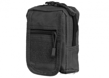 * Discontinued * NC Star MOLLE Utility Pouch ( Black )