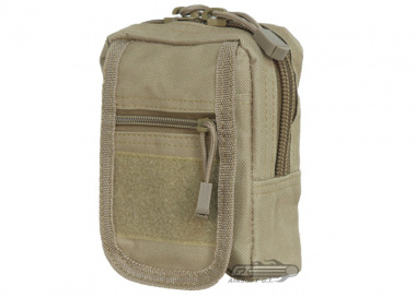 NC Star MOLLE Utility Pouch ( Tan )