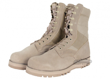 Condor Jungle Boots ( TAN ) - Speed Lace / Sierra Sole ( Size 11W )