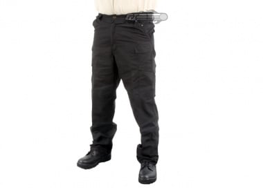 Condor / OE TECH Tactical Pants ( Black - 36W X 30L )