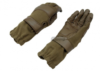 Condor Outdoor Combat NOMEX Gloves ( Tan / Medium )