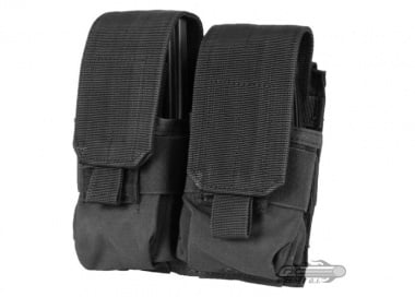 Condor Outdoor MOLLE Dual M14 Magazine Pouch ( Black )